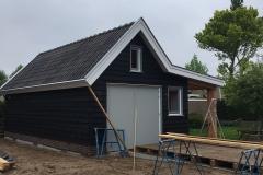 Bijgebouw met kelder, Stationslaan, Harderwijk